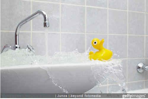 Conseils pour s curiser salle d 39 eau securit maison - Securite salle de bain ...