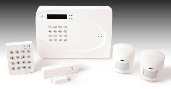alarme securite maison
