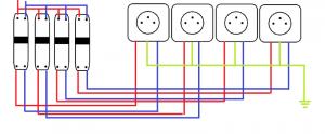 install electrique 3