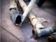 Des tuyaux et canalisations au plomb