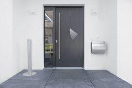 Choisir bonne porte d'entrée